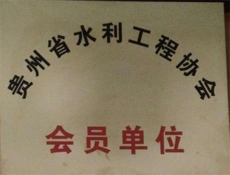 【天海】贵州省水利工程协会