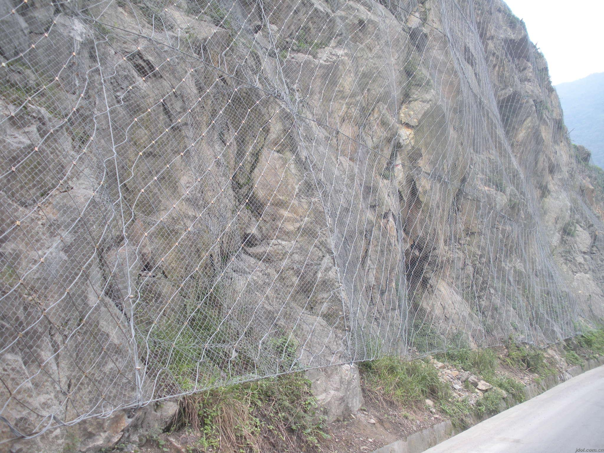 高速公路防护工程案例