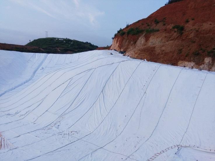 贵州土工布施工工程