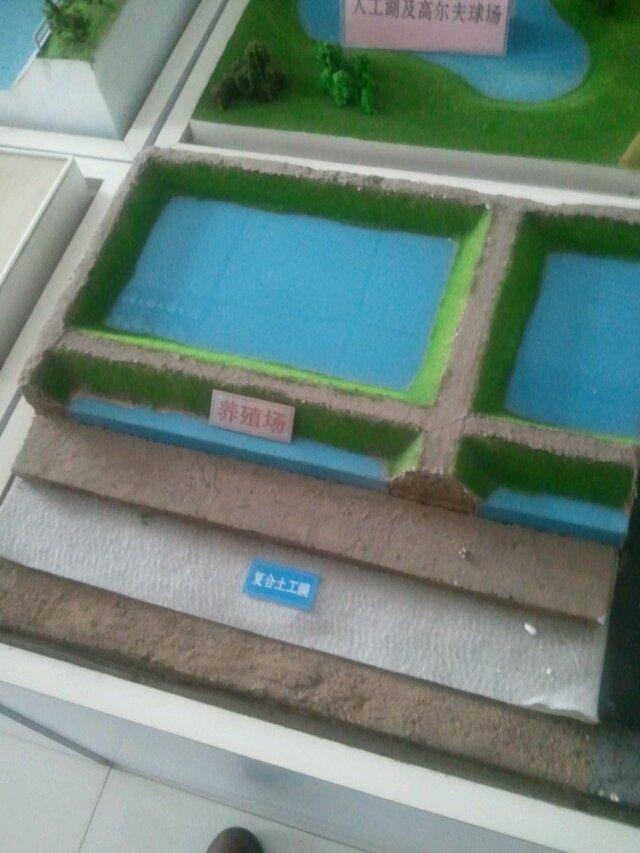 养殖场3D效果模拟图