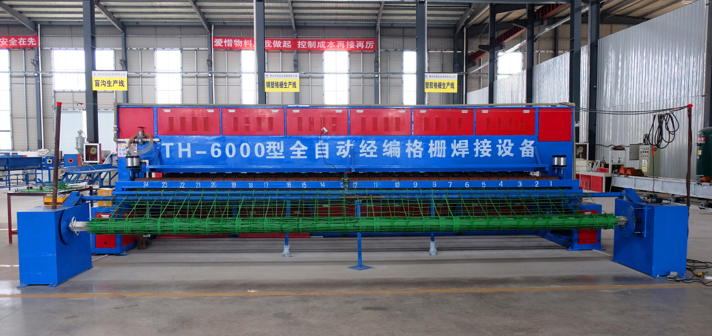 爬藤网生产线